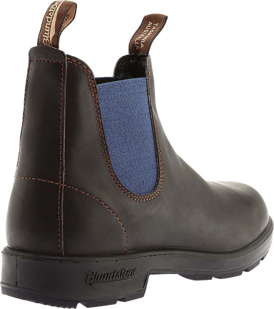 Blundstone Original 500 Series Boot, Stout Brown/Blue Gore Leather, large, image 4