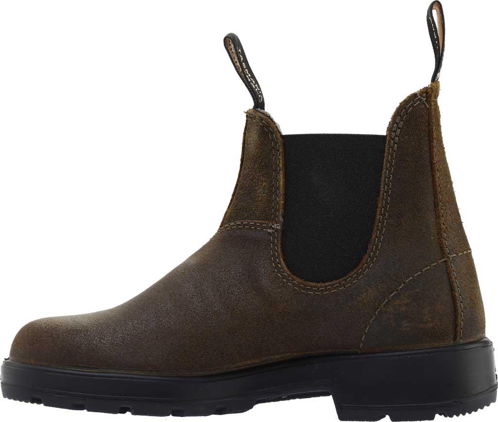 Blundstone Original 500 Series Boot, Dark Olive Suede, large, image 3