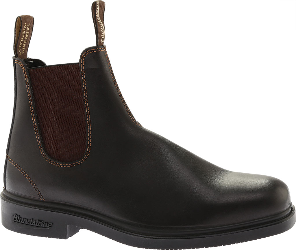 Blundstone Dress Series Boot, Brown, large, image 1