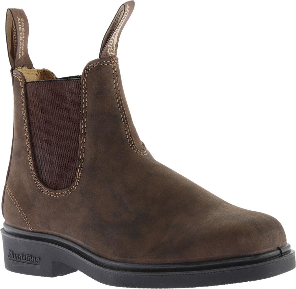 Blundstone Dress Series Boot, Rustic Brown, large, image 1
