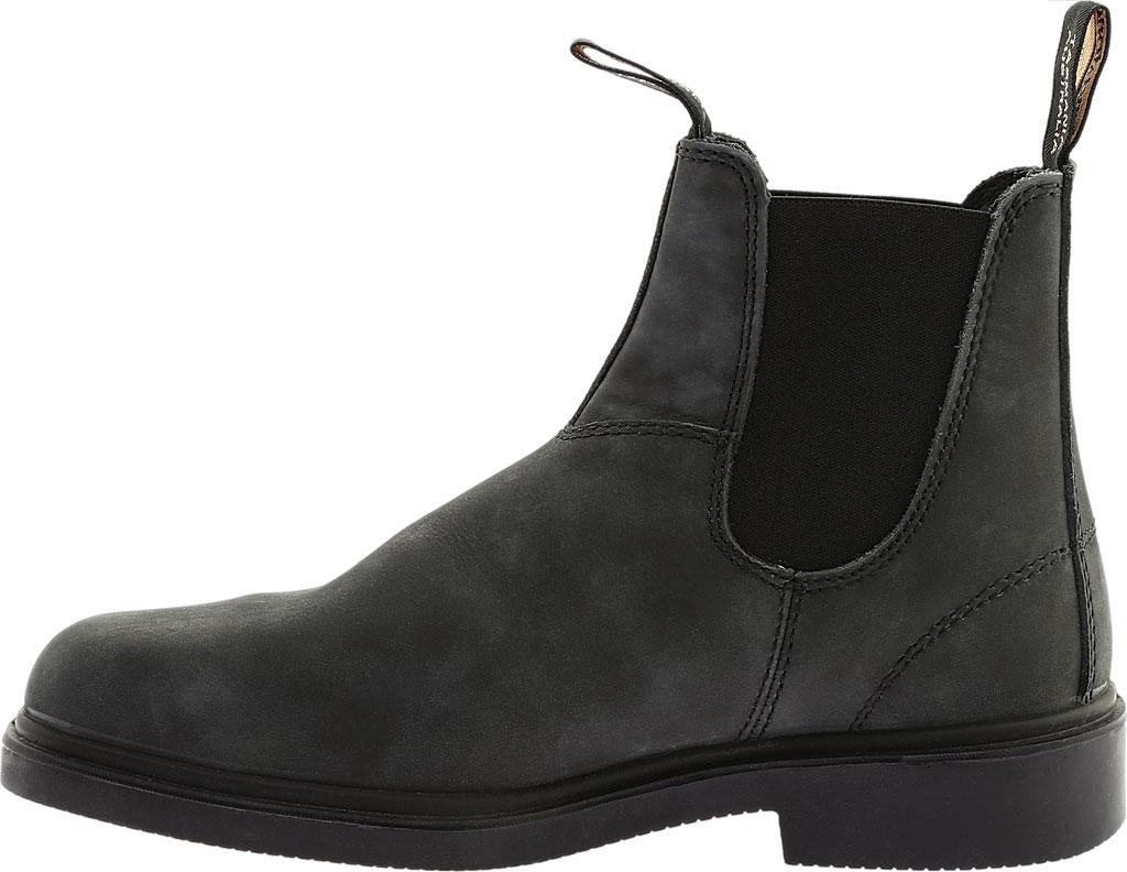 Blundstone Dress Series Boot, Rustic Black, large, image 3