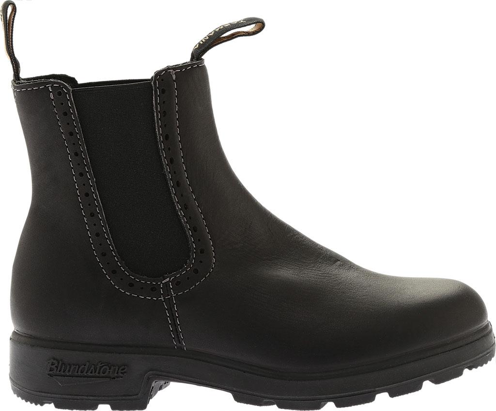 Women's Blundstone Original Series Boot, Voltan Black Leather, large, image 2