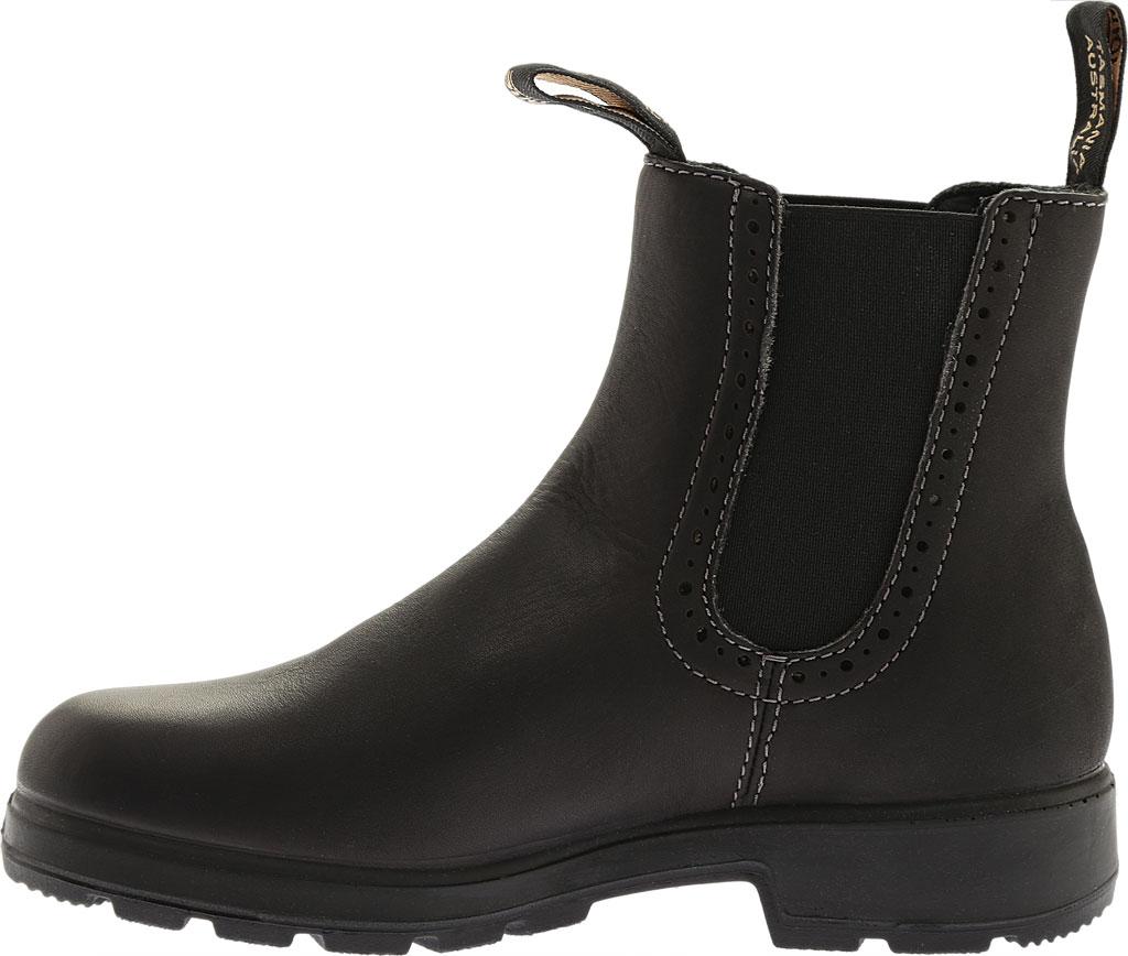 Women's Blundstone Original Series Boot, Voltan Black Leather, large, image 3