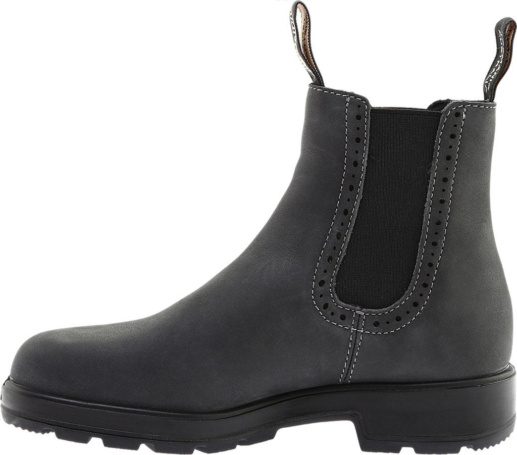 Women's Blundstone Original Series Boot, Rustic Black Leather, large, image 3