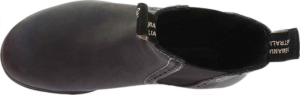 Women's Blundstone Original Series Boot, Rustic Black Leather, large, image 5