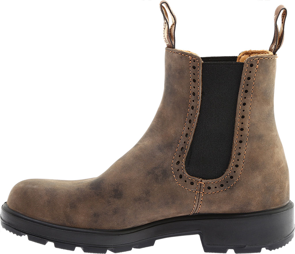 Women's Blundstone Original Series Boot, Rustic Brown Leather, large, image 3