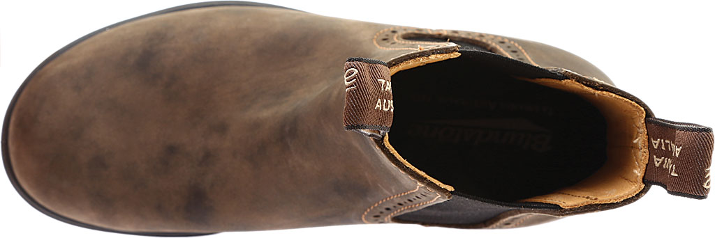 Women's Blundstone Original Series Boot, Rustic Brown Leather, large, image 5