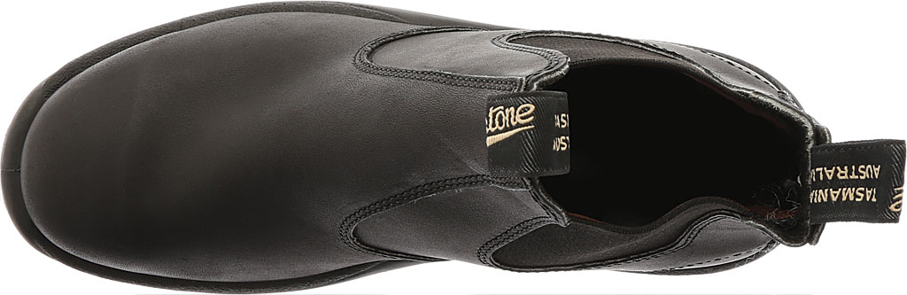 Blundstone Work Series Slip On Boot, Black, large, image 5