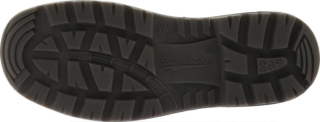 Blundstone Work Series Slip On Boot, Black, large, image 6