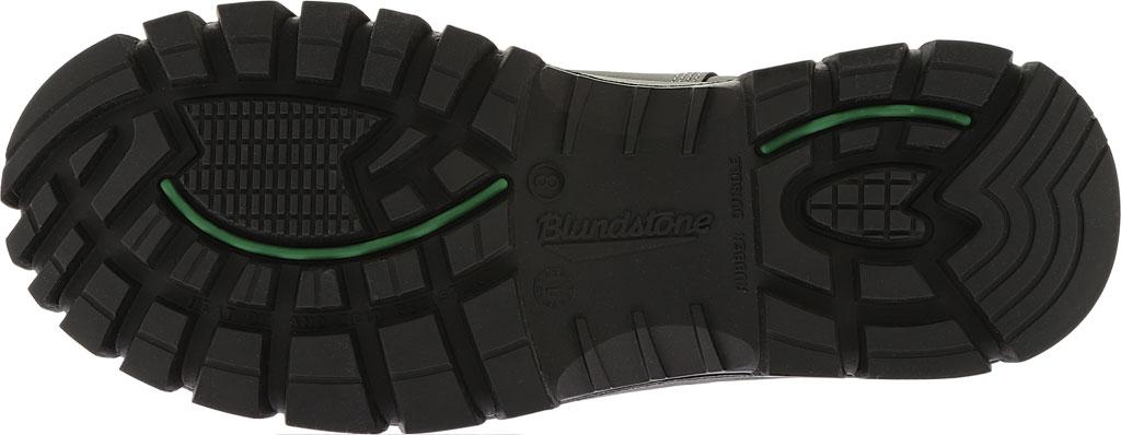 Men's Blundstone Xfoot Rubber Range Slip On Boot, Black Leather, large, image 6
