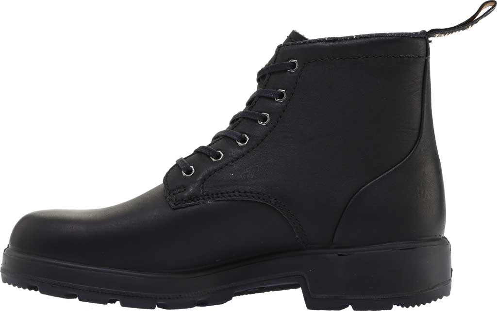 Blundstone Lace Up Original Series Motorcycle Boot, Black Leather, large, image 3