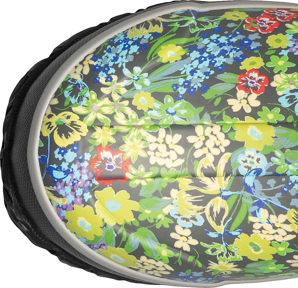Women's Bogs Classic Mid, Dark Gray Multi/Night Garden Rubber, large, image 5