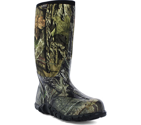 Men's Bogs Classic High Insulated Boot, Mossy Oak New Breakup, large, image 1
