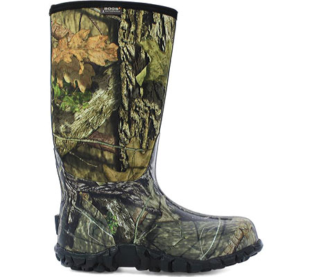 Men's Bogs Classic High Insulated Boot, Mossy Oak New Breakup, large, image 2