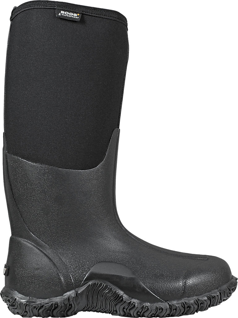 Women's Bogs Classic High, Black, large, image 2