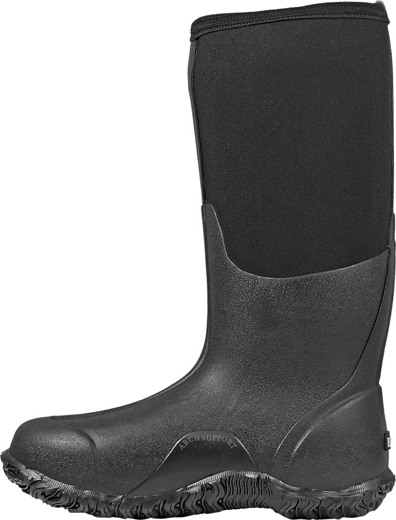 Women's Bogs Classic High, Black, large, image 3