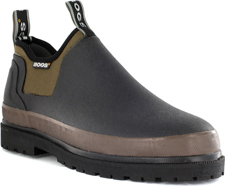 Men's Bogs Tillamook Bay, Black/Brown, large, image 1