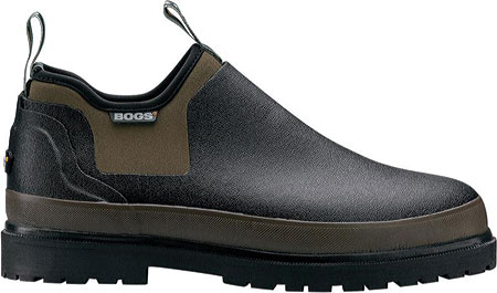Men's Bogs Tillamook Bay, Black/Brown, large, image 2