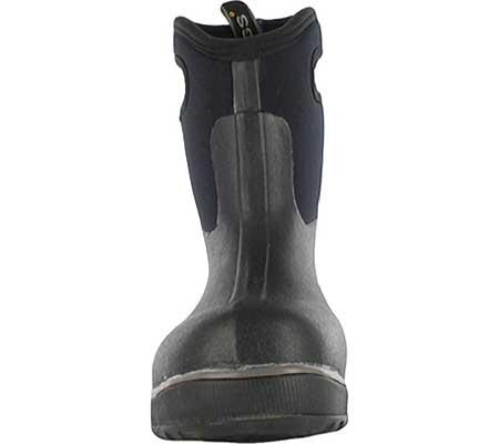 Men's Bogs Classic Ultra Mid Waterproof Boot, Black, large, image 3