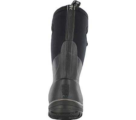 Men's Bogs Classic Ultra Mid Waterproof Boot, Black, large, image 4