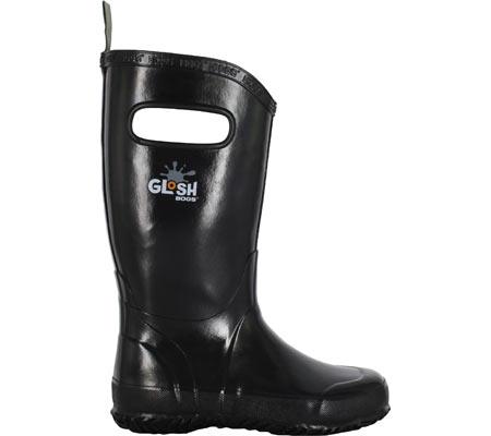 Children's Bogs Rain Boot, Black, large, image 1