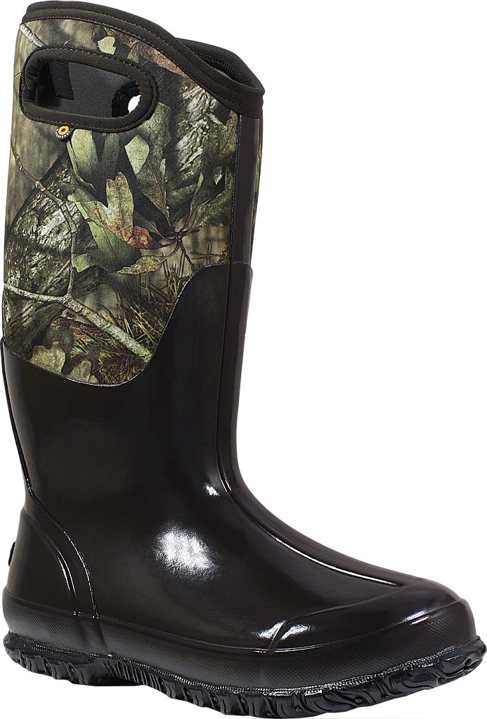 Women's Bogs Classic Boot, Mossy Oak Rubber/Nylon, large, image 1