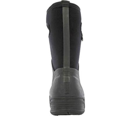 Men's Bogs Bozeman Mid Boot, Black Rubber, large, image 5