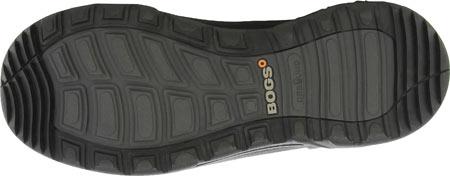 Men's Bogs Bozeman Mid Boot, Black Rubber, large, image 6
