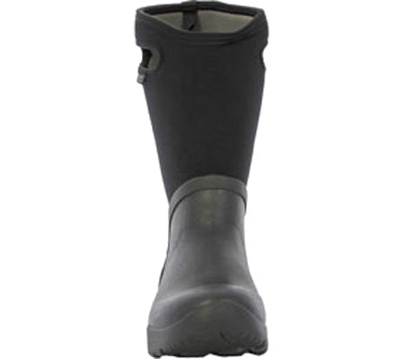 Men's Bogs Bozeman Tall Boot, Black Rubber, large, image 4