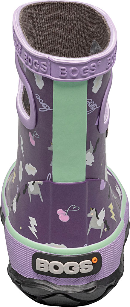 Infant Bogs Skipper Kids Boot, Purple Multi/Pegasus Rubber, large, image 4
