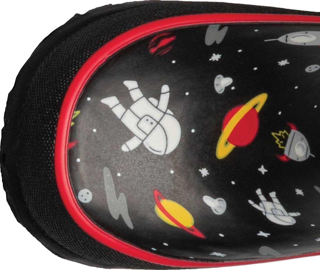 Infant Bogs Skipper Kids Boot, Black Multi/Space Man Rubber, large, image 5