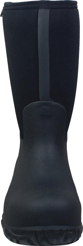 Men's Bogs Workman Boot, Black, large, image 4