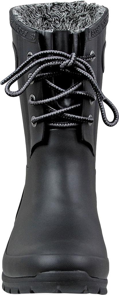 Women's Bogs Amanda Plush Boot, Black, large, image 4