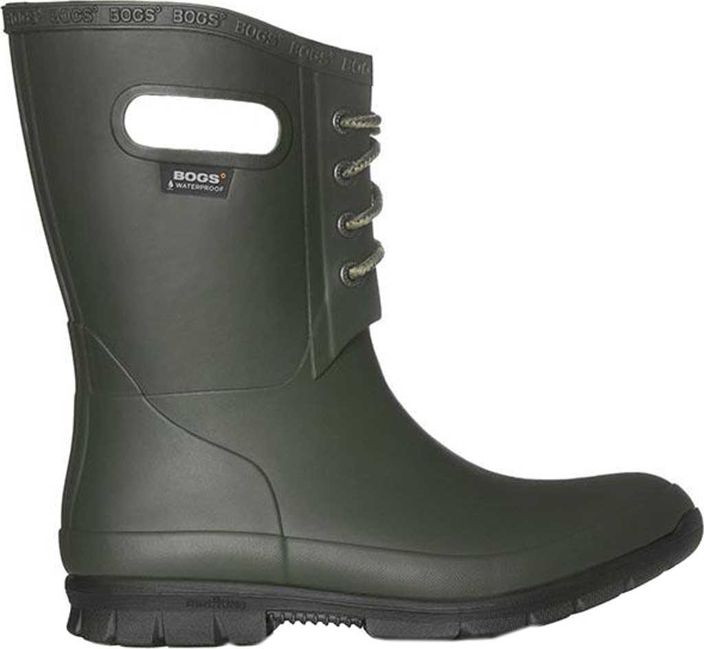 Women's Bogs Amanda Plush Boot, Dark Green, large, image 2