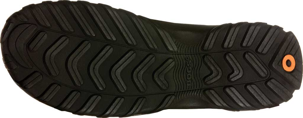 Women's Bogs Sauvie Slip On Boot, Black Rubber, large, image 2