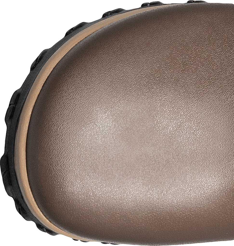 Women's Bogs Sauvie Slip On Boot, Black Rubber, large, image 5