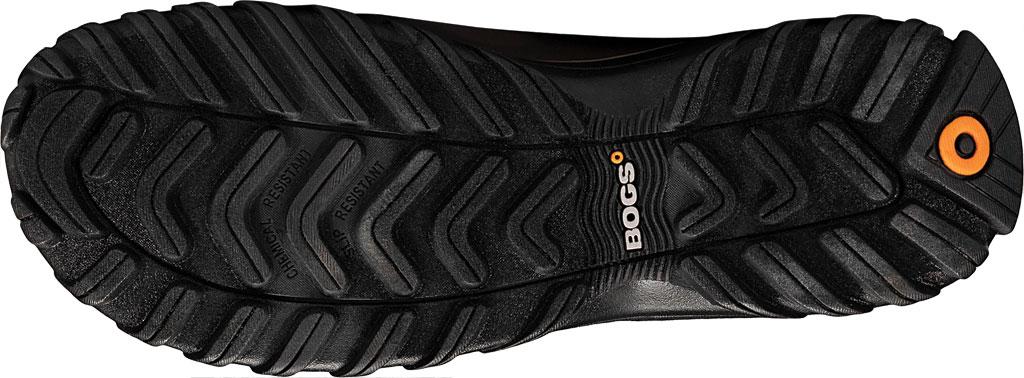 Women's Bogs Sauvie Slip On Boot, Black Rubber, large, image 6