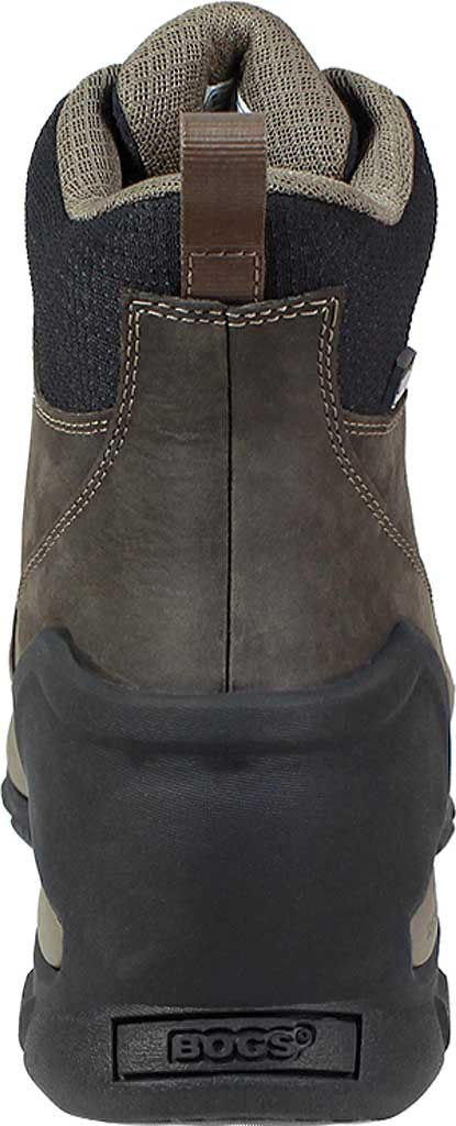 Men's Bogs Foundation Leather CT Boot, Brown Nubuck, large, image 2