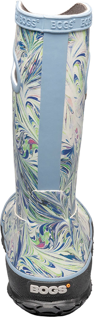 Children's Bogs Classic Rainboot, Periwinkle Marble Rubber, large, image 4