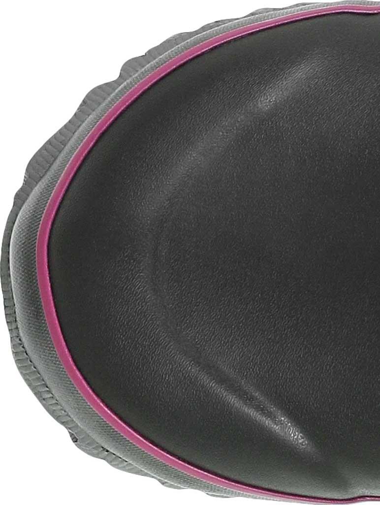 Children's Bogs Arcata Waterproof Knit Boot, Black Multi Rubber/Nylon Jersey, large, image 4