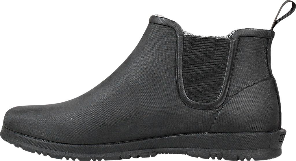Women's Bogs Sweetpea Chelsea Winter Boot, Black Rubber, large, image 3