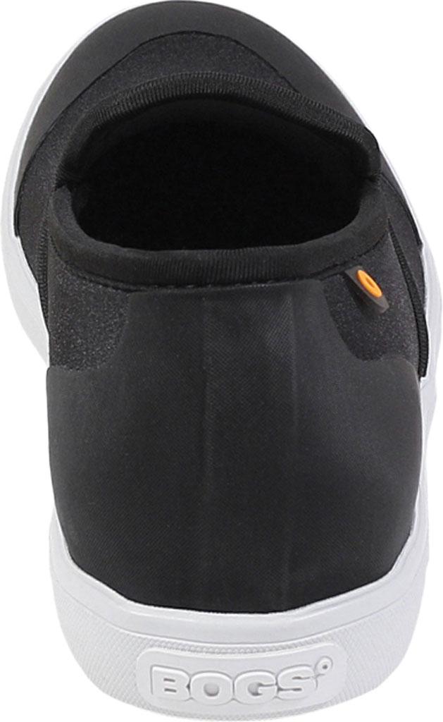 Women's Bogs Kicker Water Resistant Slip-On, Black Neo Tech/Rubber, large, image 4