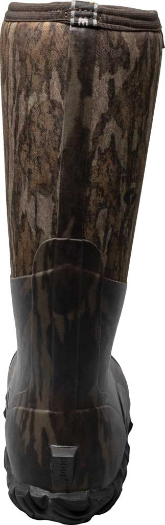 Men's Bogs Classic Camo Bottomland Waterproof Boot, Mossy Oak Rubber/Textile, large, image 4