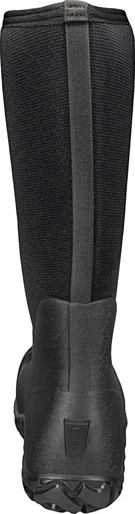 """Men's Bogs Workman 17"""" Adjustable Composite Toe Boot, Black Rubber/Textile, large, image 4"""