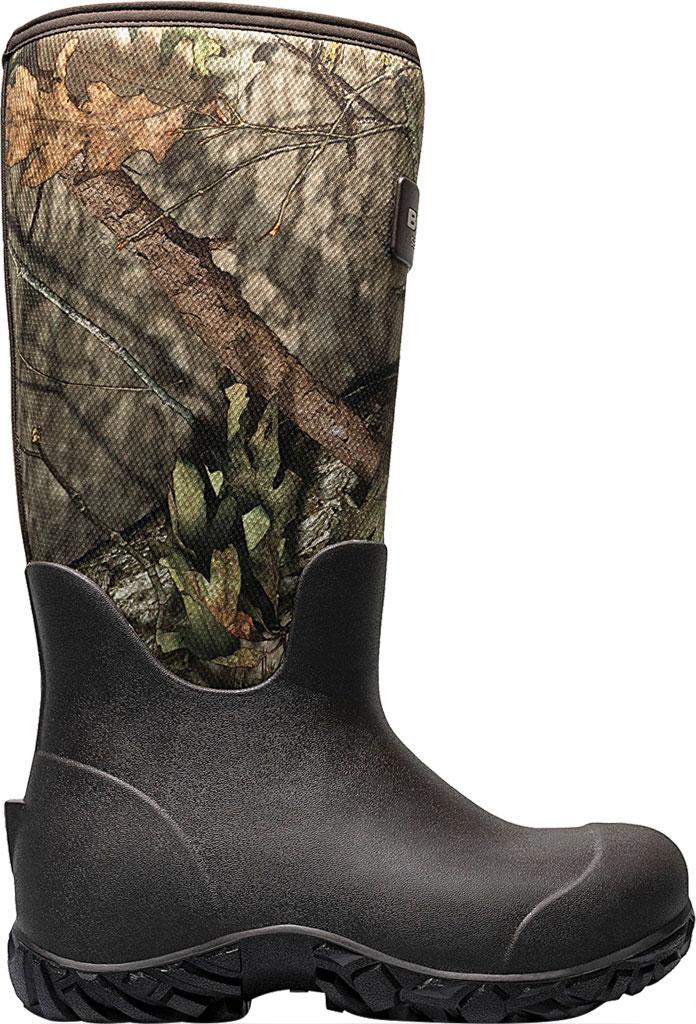 "Men's Bogs Rut Hunter 17"" LS Waterproof Rain Boot, Mossy Oak Rubber/Textile, large, image 2"