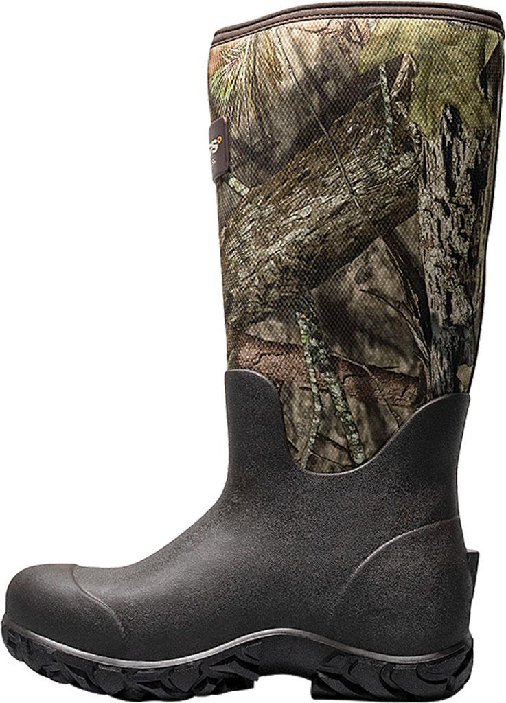 "Men's Bogs Rut Hunter 17"" LS Waterproof Rain Boot, Mossy Oak Rubber/Textile, large, image 3"