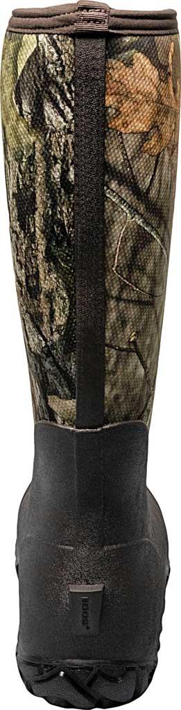 "Men's Bogs Rut Hunter 17"" LS Waterproof Rain Boot, Mossy Oak Rubber/Textile, large, image 4"