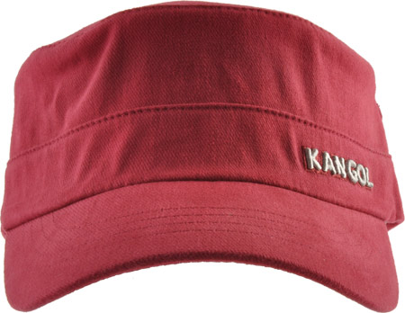 Kangol Cotton Twill Army Cap, Navy, large, image 2