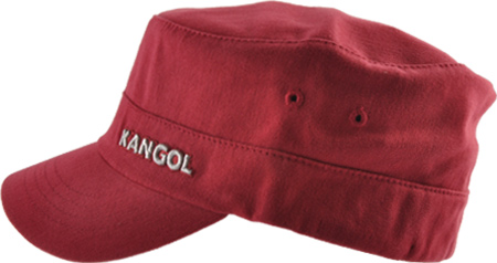 Kangol Cotton Twill Army Cap, Navy, large, image 3