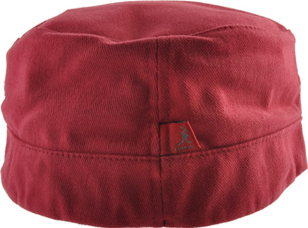 Kangol Cotton Twill Army Cap, Navy, large, image 4